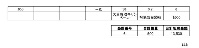 カドカーズ 遊戯王 買取評判14